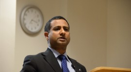 Dr Ahmed Shaheed, UN Special Rapporteur for the Human Rights Situation in Iran, reveals shocking details of executions, stoning and suppression of civil rights in a speech at the Centre for International Studies and Diplomacy, London, on 22 March 20012