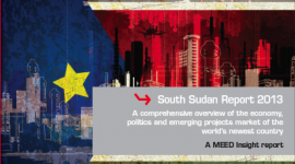 South Sudan Investment Report 2013