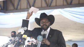 Salva Kiir agrees deal on South Sudan oil exports