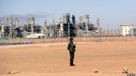 In Amenas gas plant Algeria