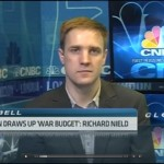 Richard Nield talks on CNBC about South Sudan budget