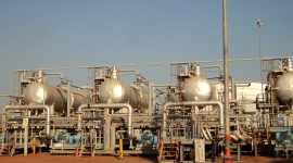 Oil production has been slashed by 100,000 b/d after the outbreak of fighting in December 2013. Photo by Charlton Doki