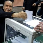 President Bouteflika's ailing health has left him confined to a wheelchair