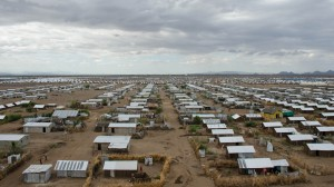 The UN is expanding the Kakuma camp to accommodate more refugees from South Sudan [Richard Nield/Al Jazeera]