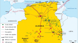 Start-up of Timimoun development on Southwest Gas Project heralds record Algeria gas production in 2018