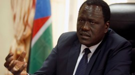 South Sudan crude cargo diversions to Sudan were due to stop in June 2018, oil minister Ezekiel Gatkuoth told African Energy